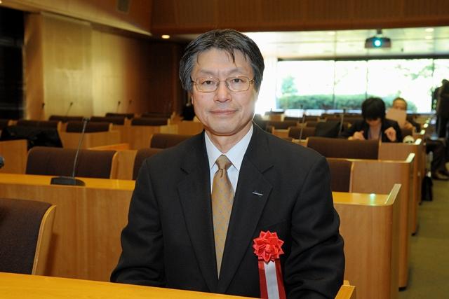 協和発酵キリン株式会社花井先生