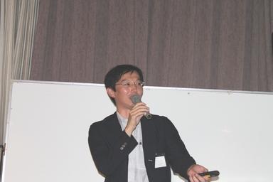 ブレイクポイント株式会社若山先生のご講演