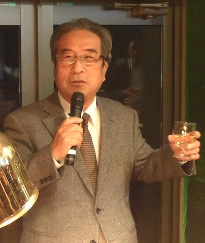 藤田副理事長ご挨拶