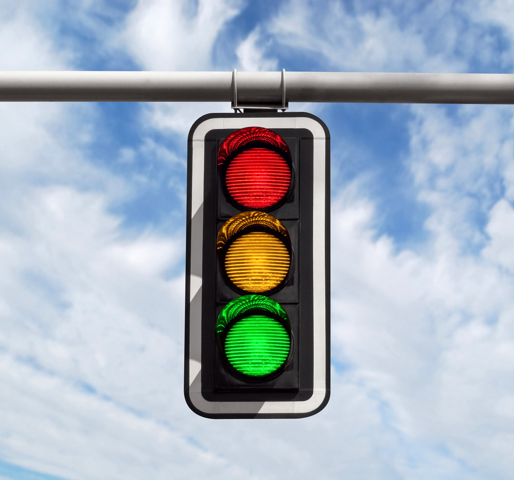 Red, yellow & green traffic light.jpg