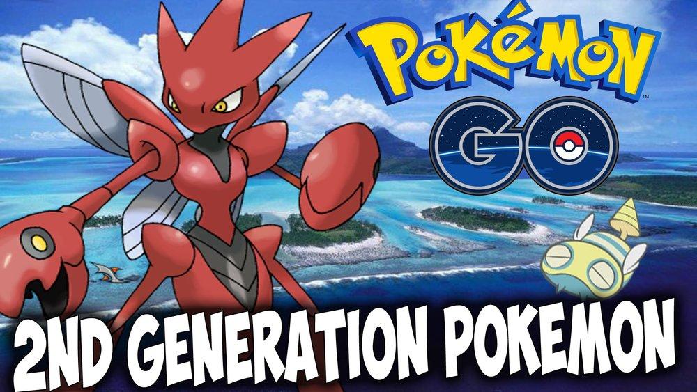 Niantic announces Pokémon GO 2nd Gen.
