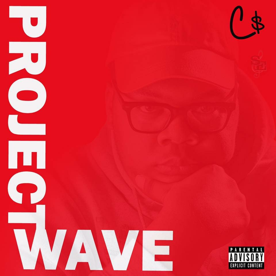 """PROJECT WAVE"" Cover art"