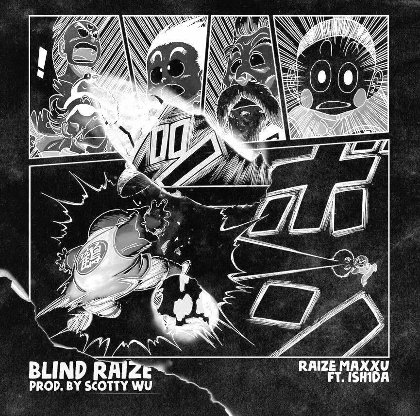 ブラインドライズ/ / Blind Raize
