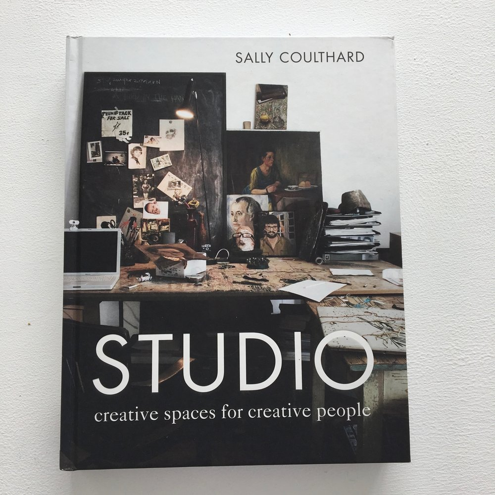 How To Design Spaces For People With >> Studio Creative Spaces For Creative People By Sally Coulthard
