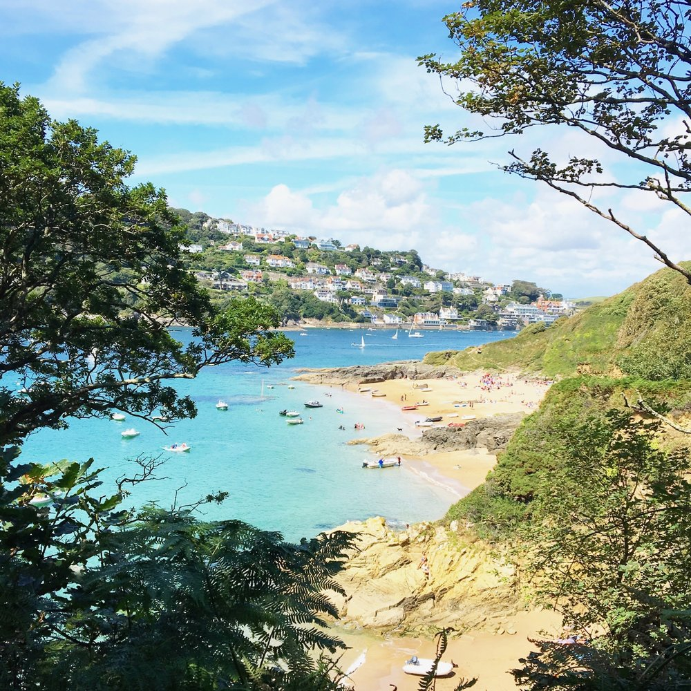 Mill Bay, Salcombe