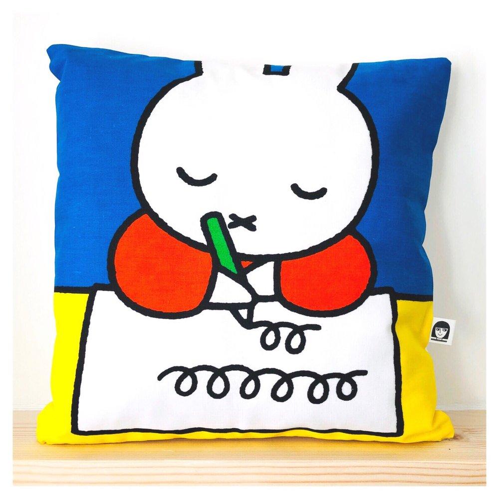 Miffy cushion