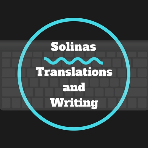 Solinas Translations & Writing