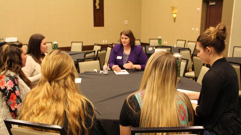 Paige J. Pratt Advocacy Training