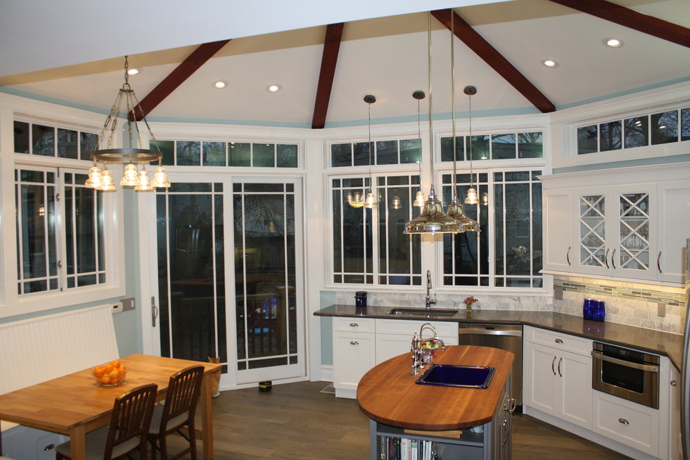 Turrel Kitchen Addition