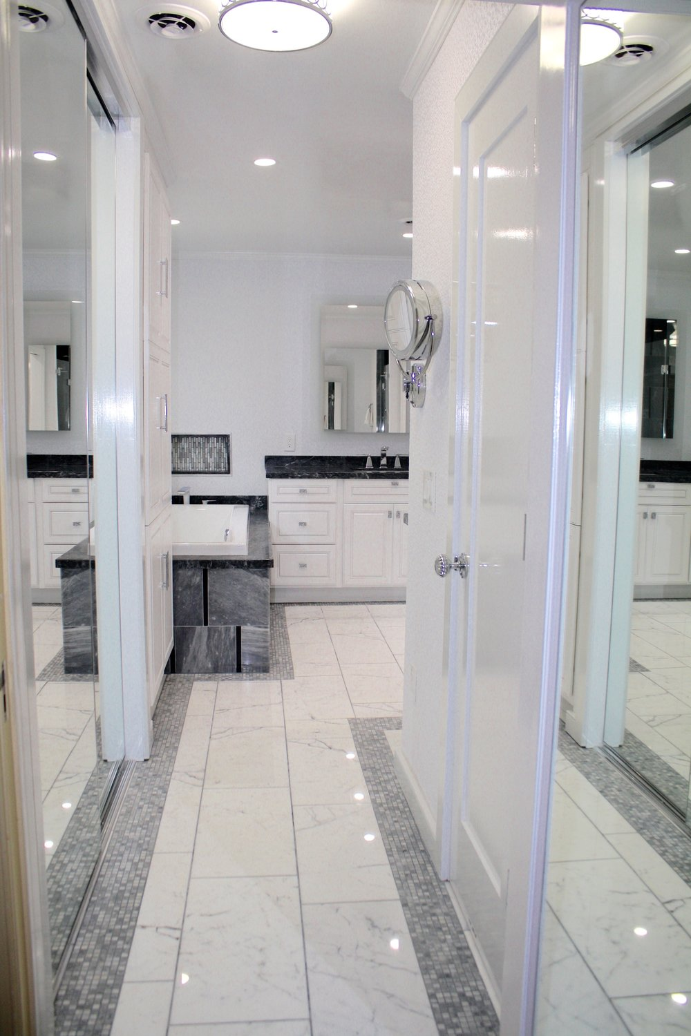 while ensuite curated uncluttered space front entirely on master remain house my face and his so the could even category storage vanities wanted archives drawers frame hers ample that residencea clients tub functional bow