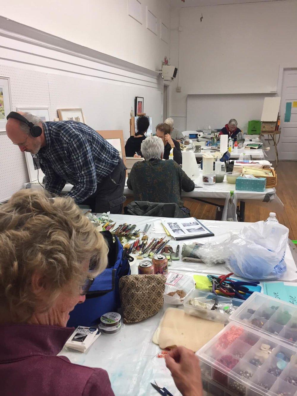 Fall Open Workshop 2018
