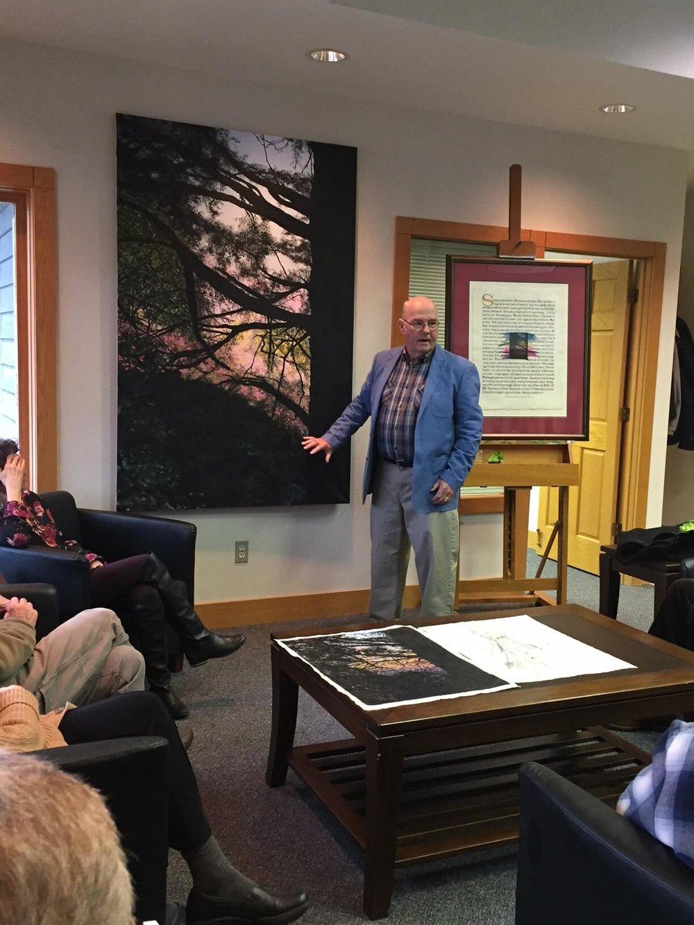 WIAA - Meet The Artist - Steve Lynch