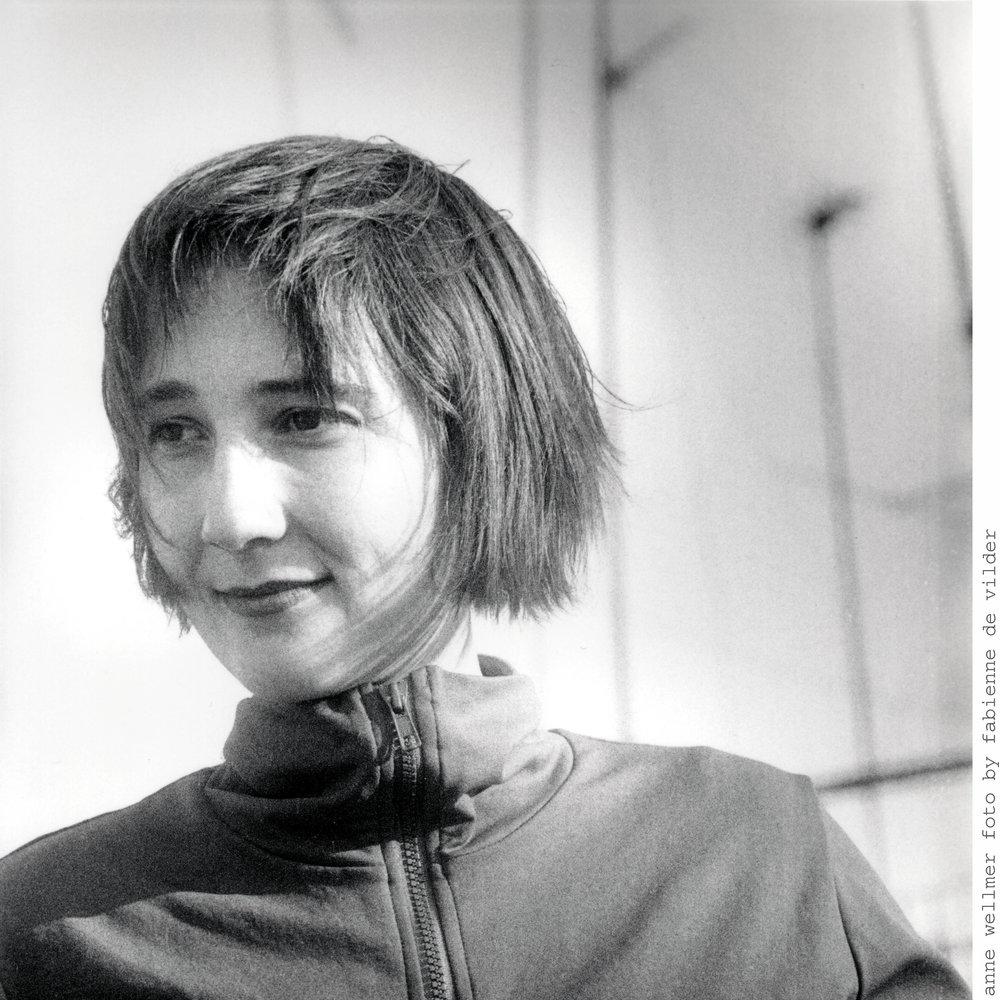 ANNE WELLMER