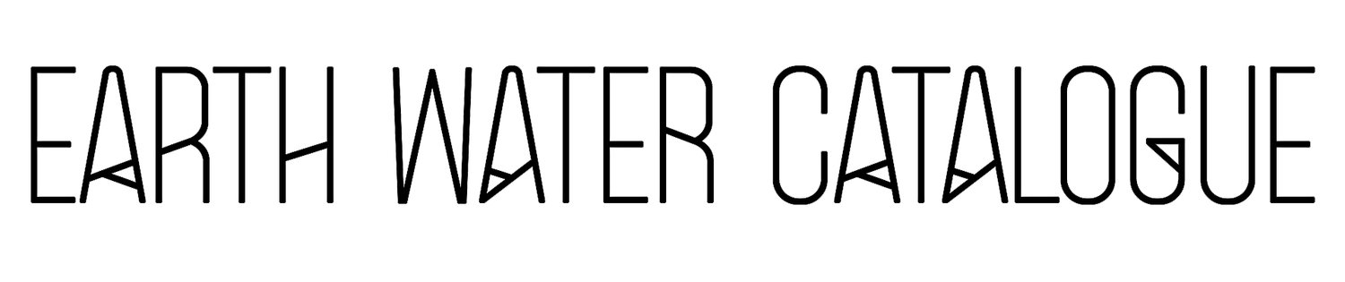 EARTH WATER CATALOGUE