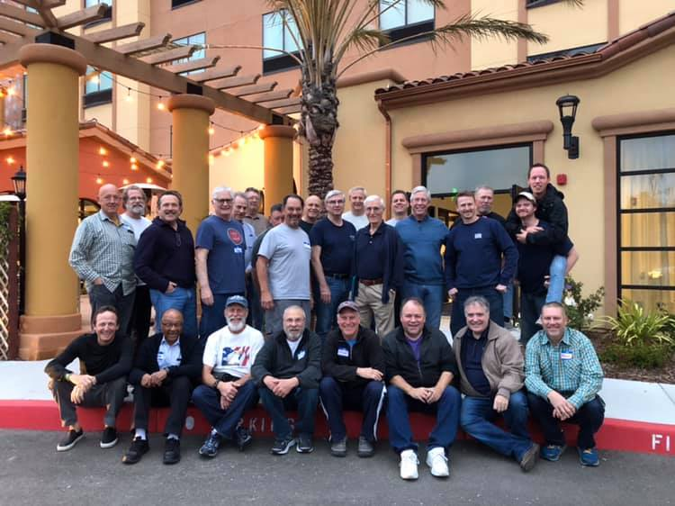 Men's Recharge 2019 - what a great time of fellowship!