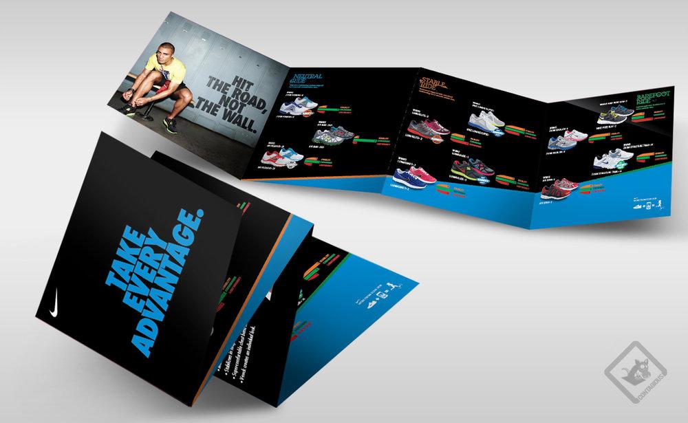 Nike Q1 Retail Brochure