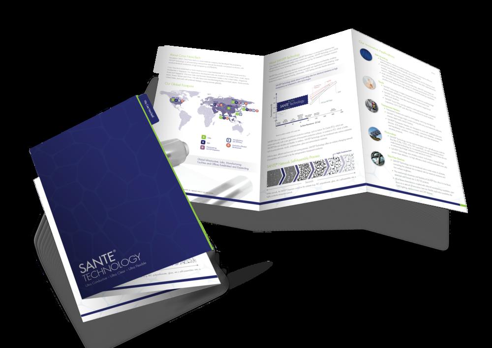Cima NanoTech Branding and Sales Kit