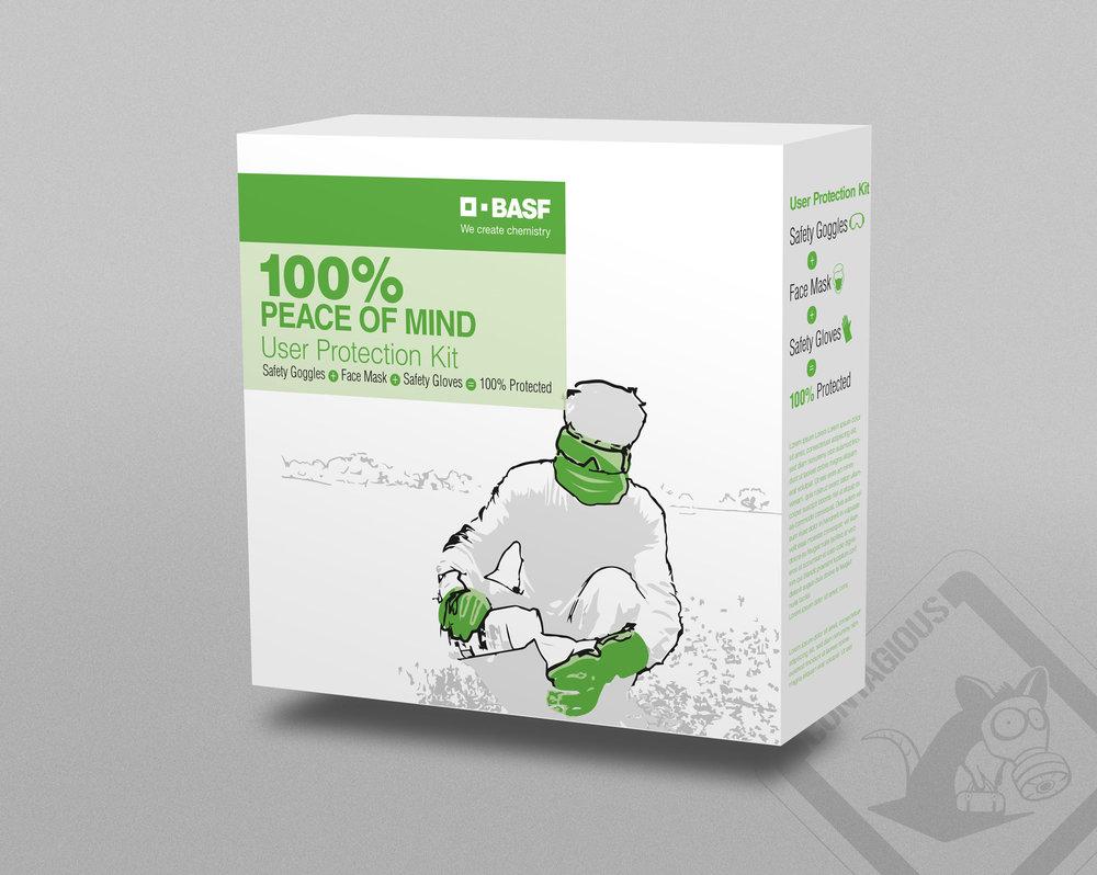 BASF Organic Safety Kit