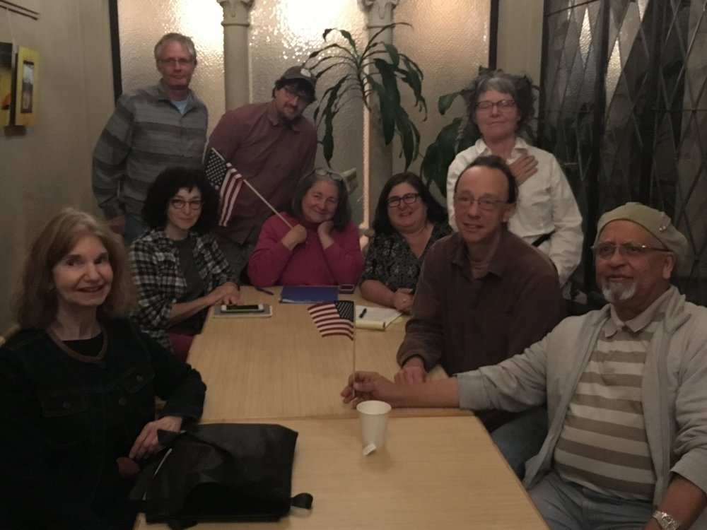 About the team - Big Ideas Team Meeting(Arts & Media Team Joining Us to discuss merging/partnering)Tuesday, May 30th, 7:30-9:30pmFor more info email ideas+owner@indivisibleberkeley.org