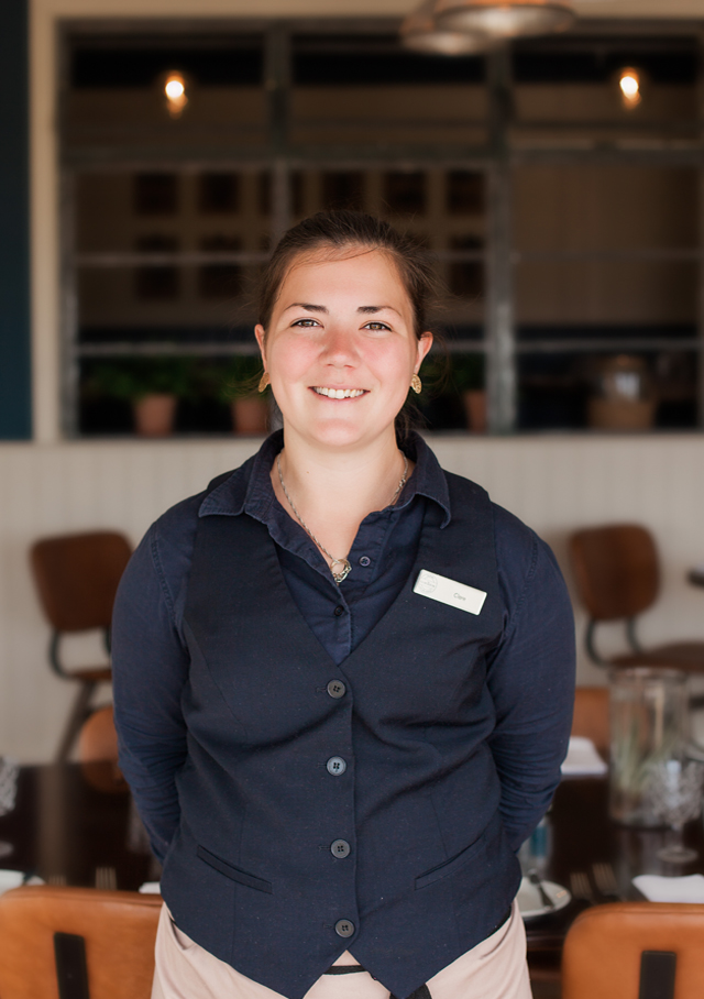 Senior Supervisor - Clare Moore I have a solid background in hospitality and customer service starting from a young age.  Before I started at The Club House, I worked at Bridge House Hotel in Beaminster.  I love working in the industry and meeting new people, I love it when customers leave happy and with good experiences.  I am passionate about customer service and love Dorset, to be working at The Club House with such a spectacular view every day is just the cherry on the top!