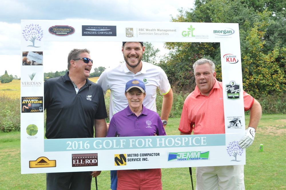 2nd Annual Golf for Hospice