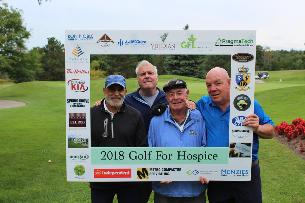4th Annual Golf for Hospice