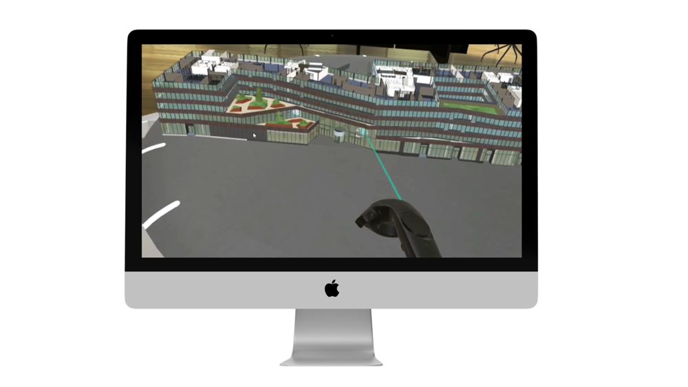 NYC Office Visit in Virtual Reality - Real Estate VR / FILMS / RENDERINGS  250,000-sqft commercial office building.