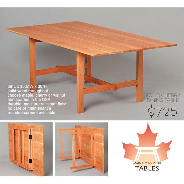 Wood Dining Table Kit Clark Furniture