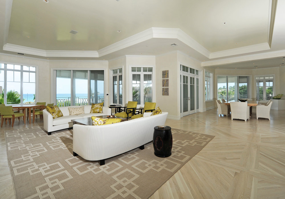 Custom Condominium | Delray Beach, FL  Architect | Randall Stofft  Interior Designer | Bunny Williams   View Project