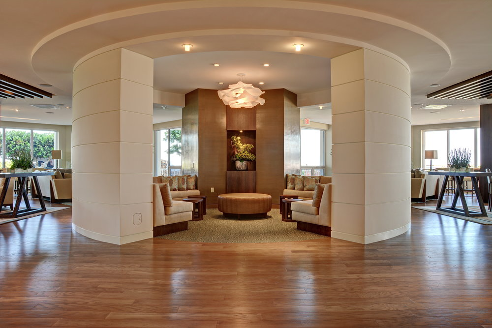 Chalfonte Condominium Interior Boca Raton, FL View Project