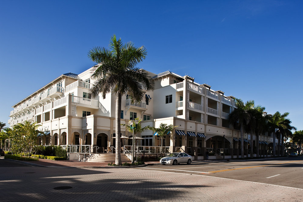 The Seagate Hotel  Delray Beach, FL   View Project