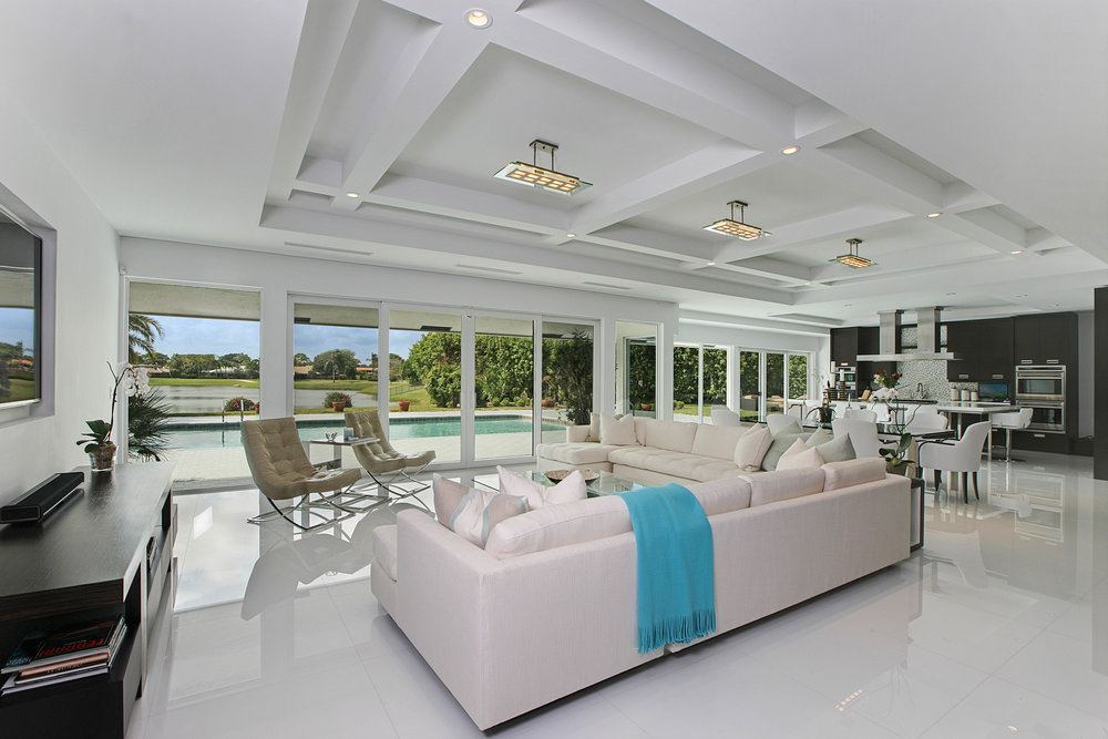 Custom Home | Delray Beach, FL   View Project