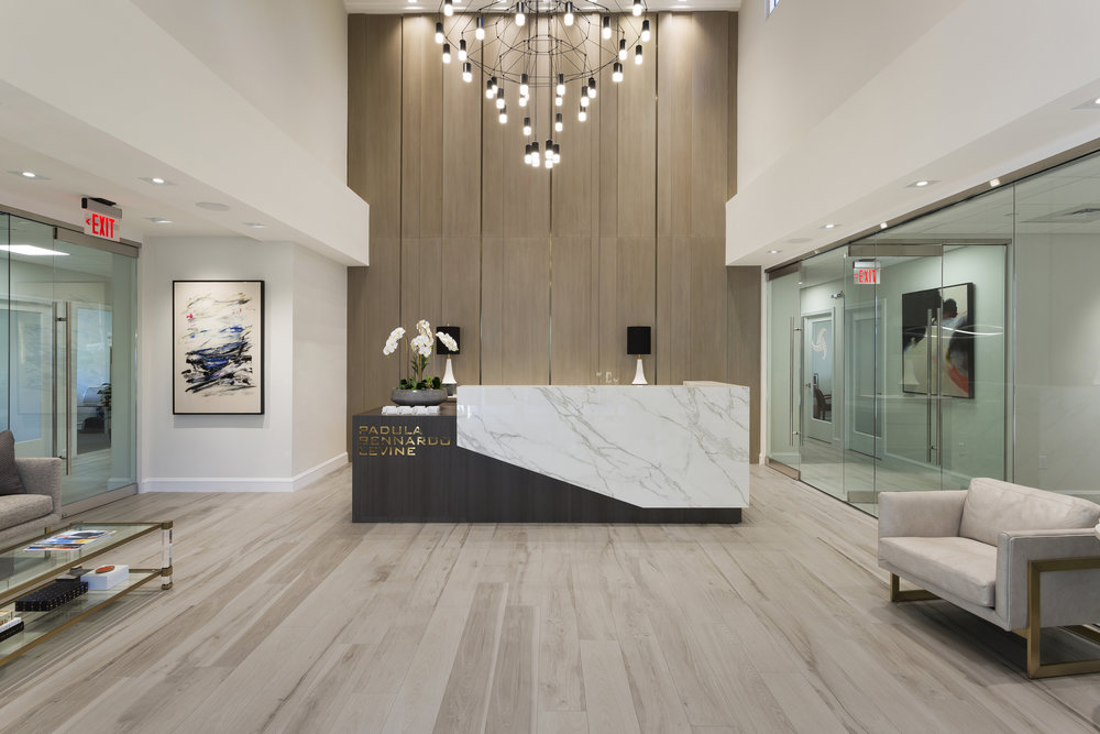 Padula Bennardo Levine LLP - Interior  Boca Raton, FL View Project