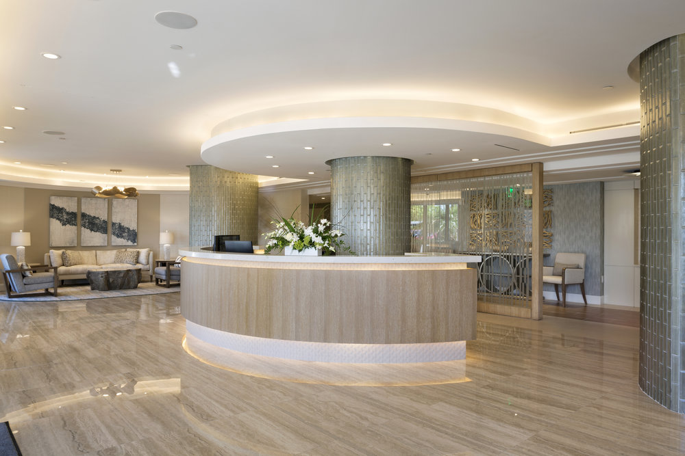 Marbella Lobby Highland Beach, FL View Project