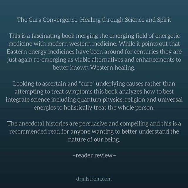 The Cura Convergence: Healing through Science and Spirit, now available at Barnes and Noble and Amazon. . . . . #cura #curaconvergence #curaintegrative #curakc #healing #eastmeetswest #chiropractic #acupuncture #medicine #healingarts #healthy #healthylifestyle #meditation