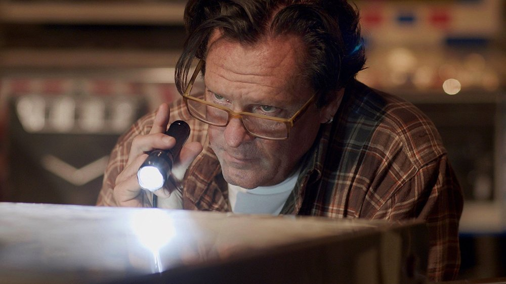 Michael Madsen in Killian