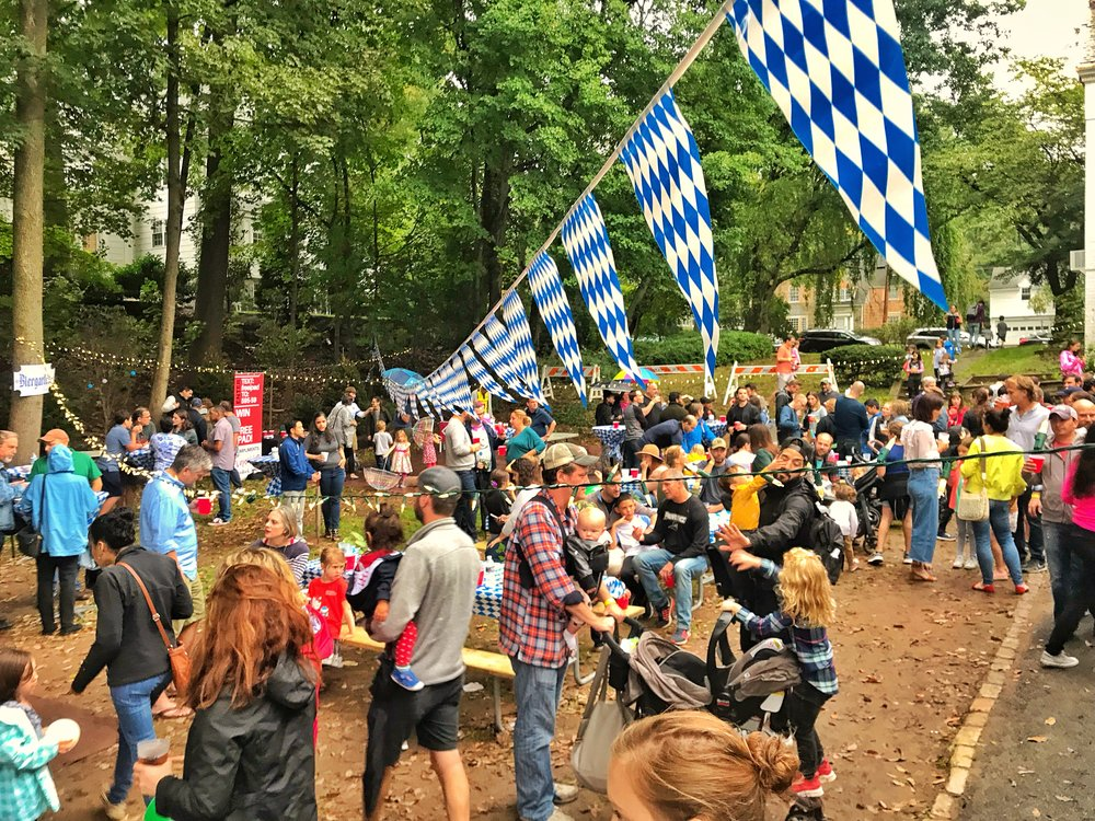 SOMA Brewing Company's Oktoberfest, Maplewood, NJ, October 6, 2018