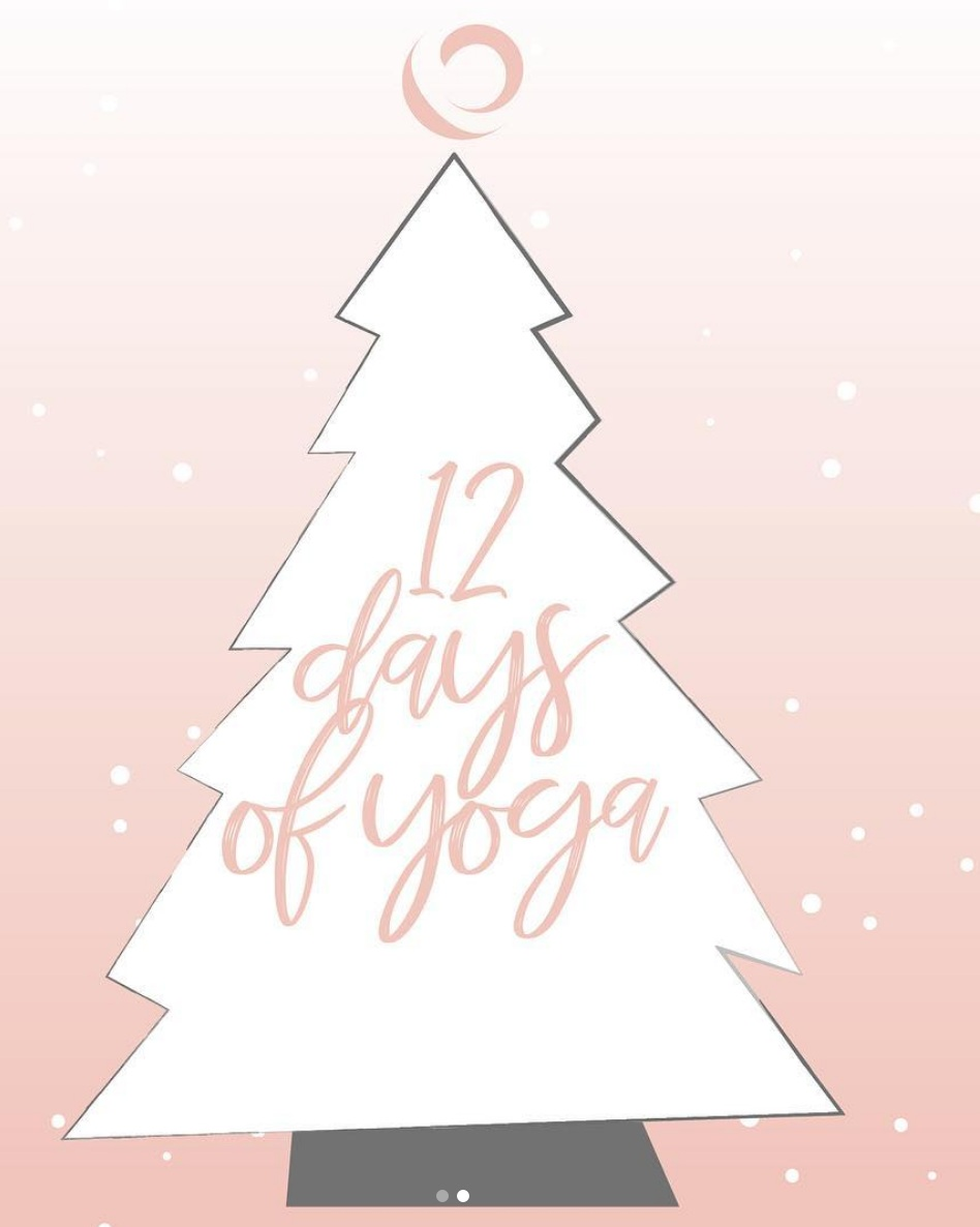 12 Days of Yoga!