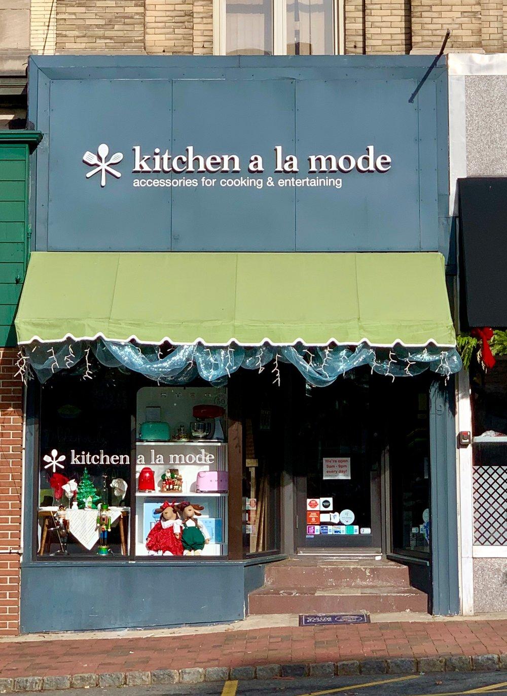 Kitchen A La Mode, 19 South Orange Ave, South Orange, NJ