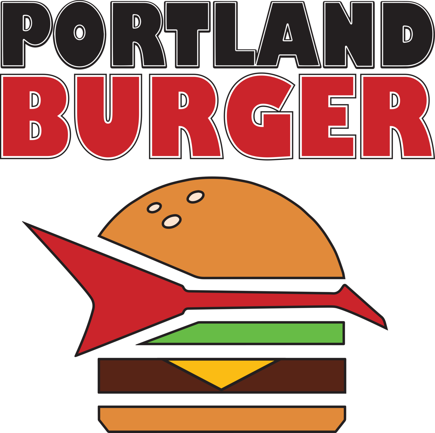 Portlands Burger spot and Karaoke Cafe in Portland, OR