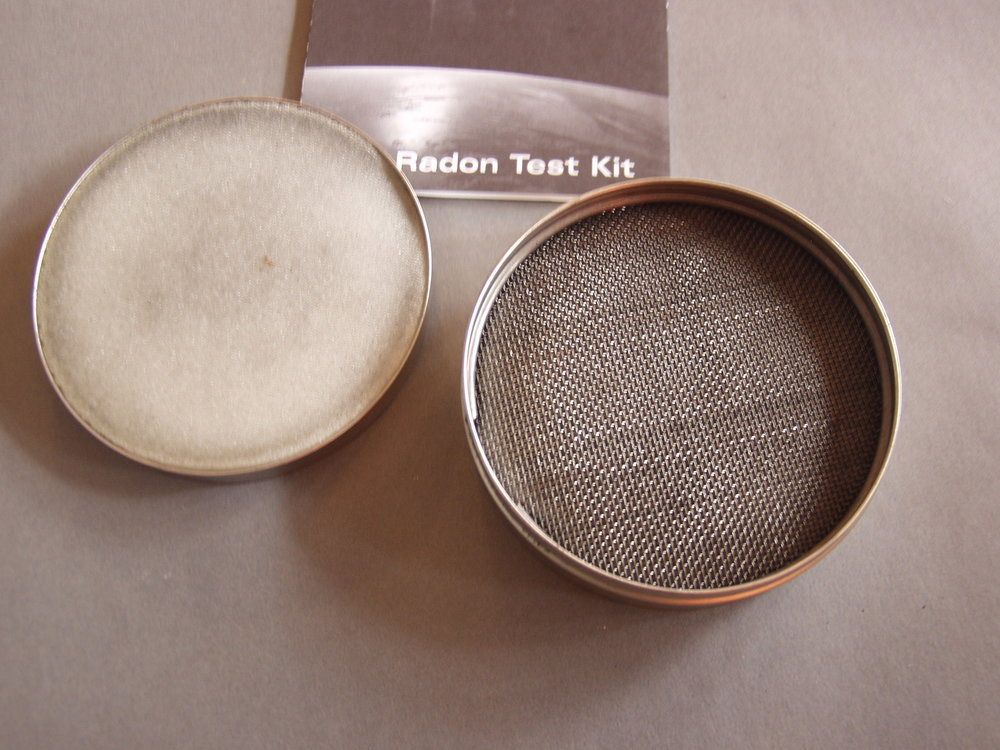 Affordable radon test kit