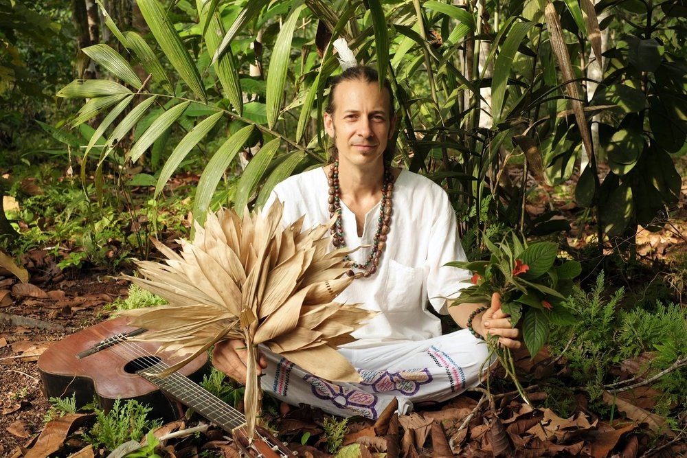Healer, Ayahuascero, Jungle Permaculturist & Co-Founder Of Avatar Centre & Eywa Institute,