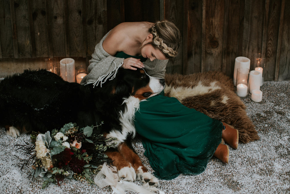 styled shoot Hygge in Hillsdale, WI