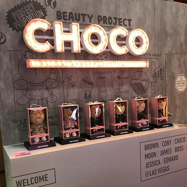 Brown&Cony, LIMA licensing show, VEGAS
