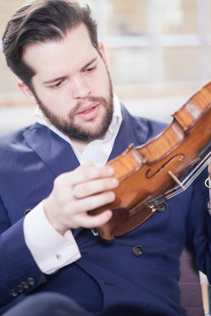 Raphael Hurwitz, viola