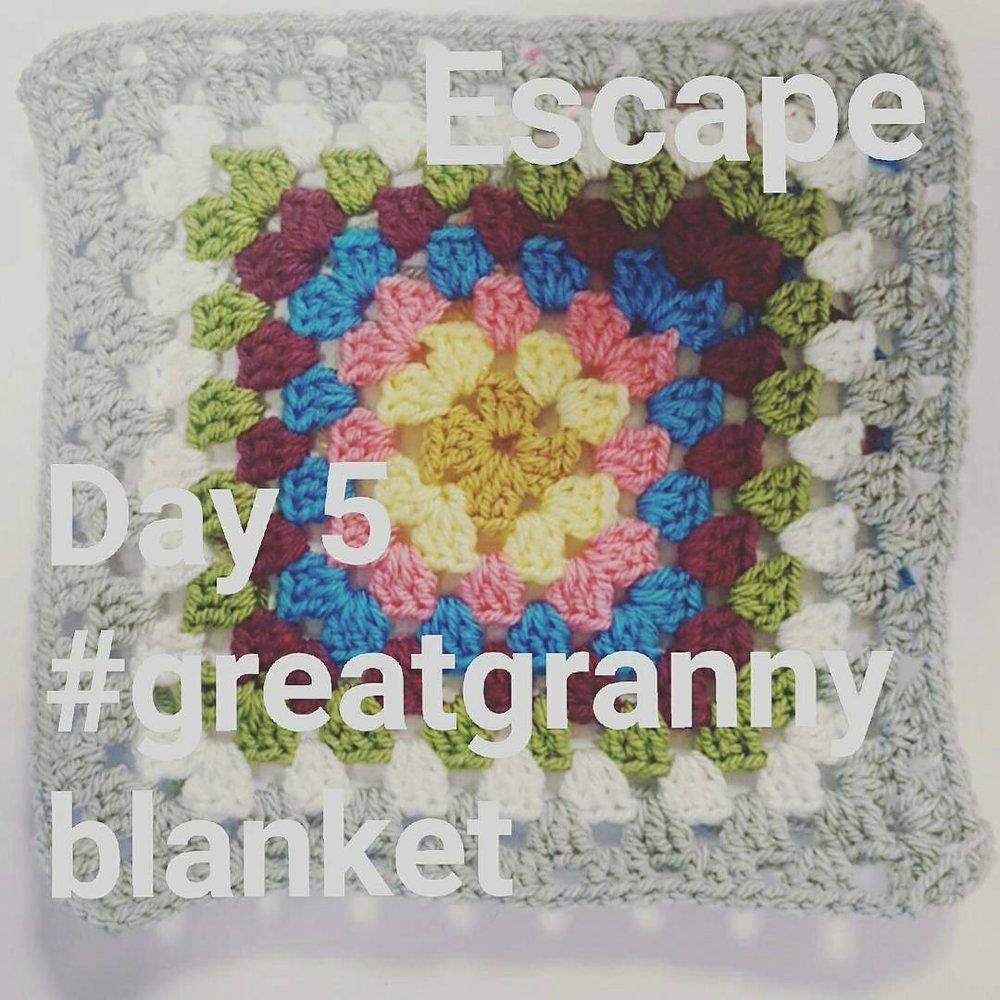 Day 5 | 15th March | Escape