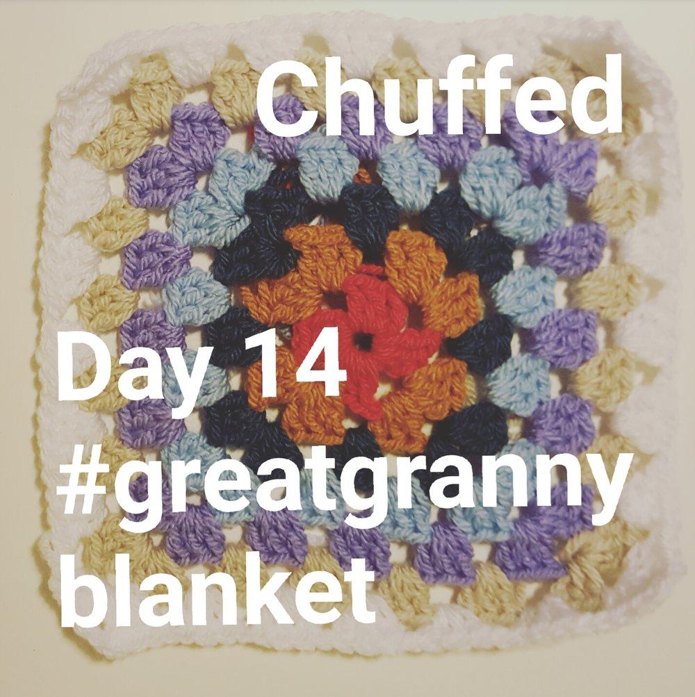 Day 14th | 24th March | Chuffed