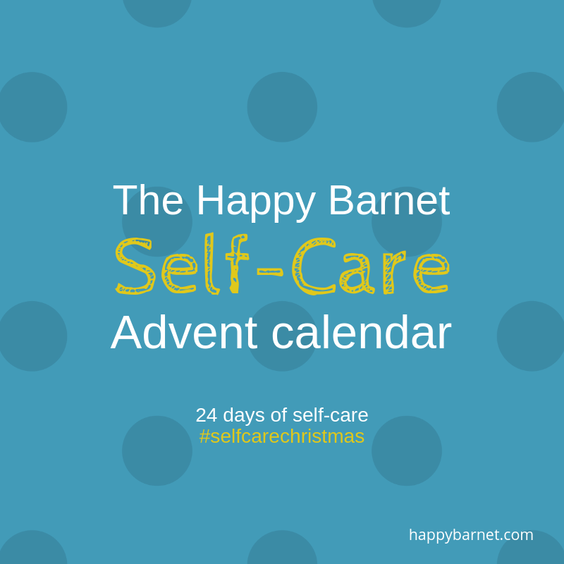 Self care advent calendar