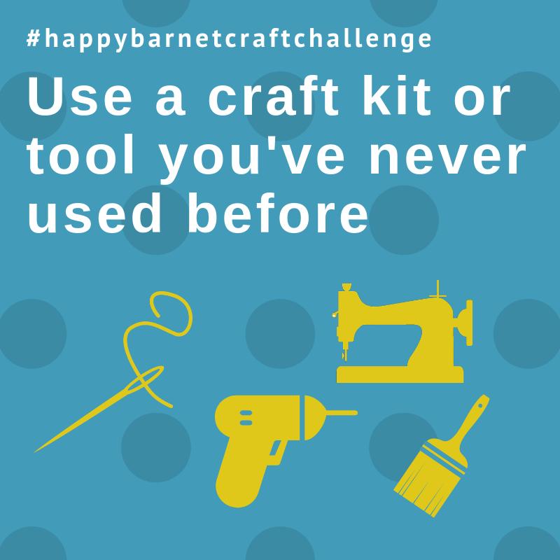 Craft kit or tools