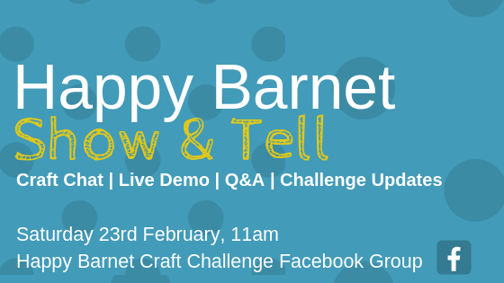 happy barnet craft demo